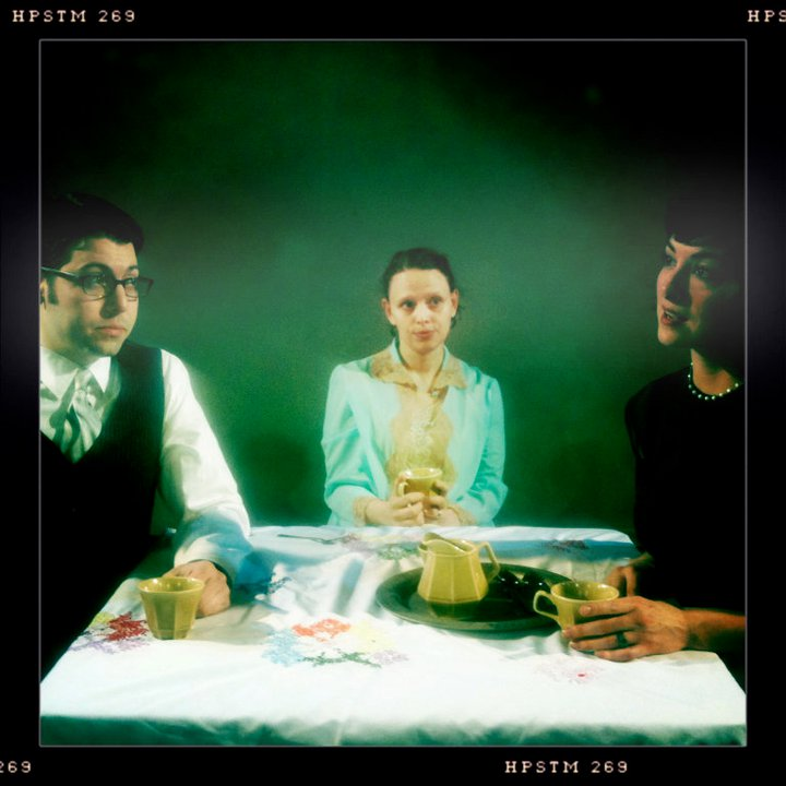 Ari Vigoda, Eve Udesky and Sarah Sakaan in Libby Emmons' Connie in Detroit, directed by Ali Ayala